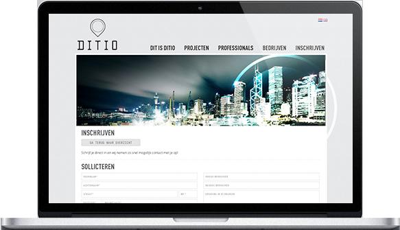 Webdesign Den Haag - Portfolio Item