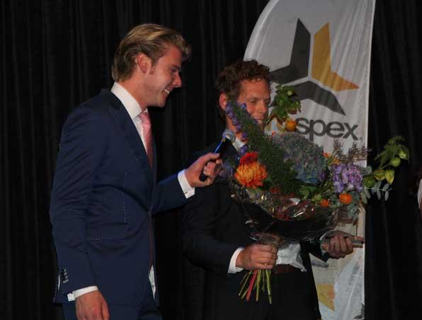 Winnaar De Account manager van het Jaar 2013