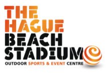 Logo The Hague Beach Staium